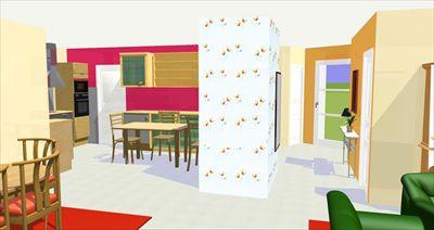 peinture brest d coration espace vivre d coratrice saint renan vanessa ris 02 90 91. Black Bedroom Furniture Sets. Home Design Ideas