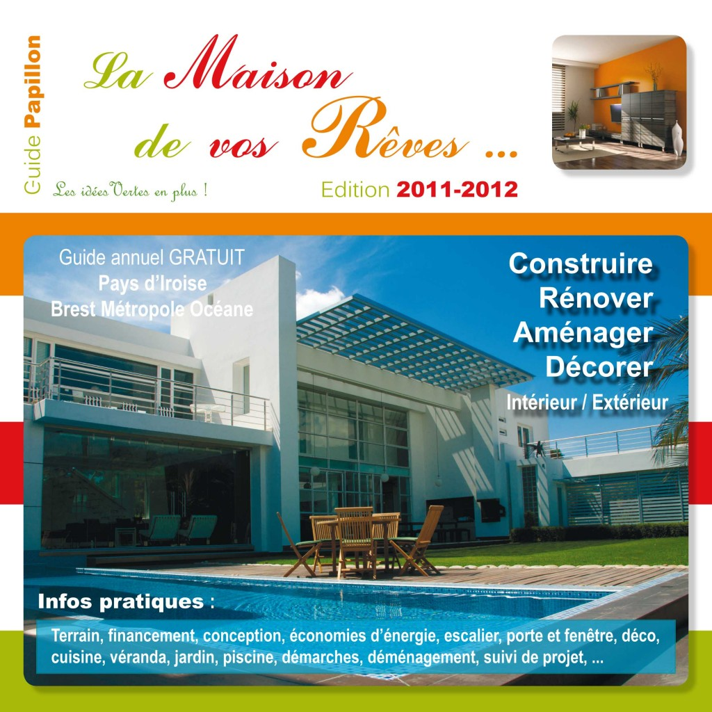 Guide Papillon de la MAISON DE VOS REVES 2011 2012