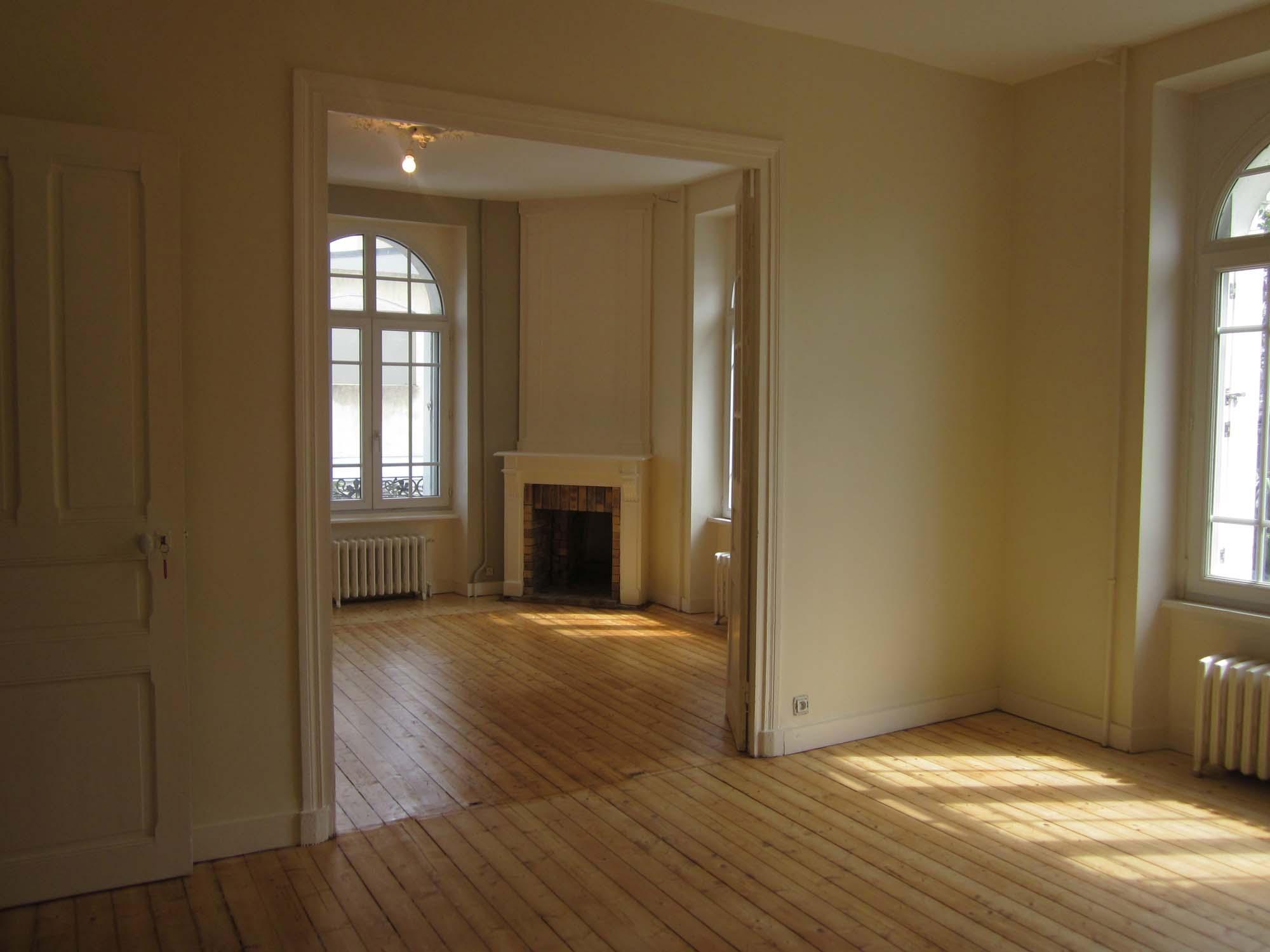 Home staging brest peinture et d coration d coratrice brest vaness - Deco sejour peinture ...